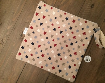 Dolly & Dave Vintage Star Baby Change Bag
