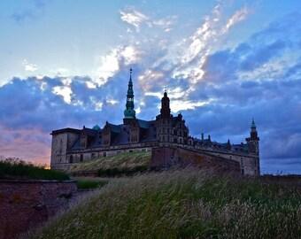 Kronborg Castle (The Hamlet Castle), Denmark