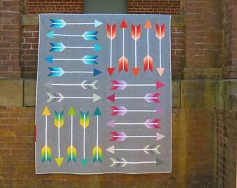 Pointy by Elizabeth Hartman - Paper Printed Pattern