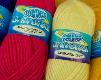 Natural wool yarn, 100% Wool yarn 100g, sheep wool yarn for knitting, undyed wool yarn, wool yarn worsted