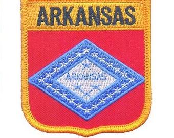 Arkansas Patch (Iron on)
