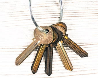 Skeleton Key, Skeleton Keys, Antique Key Decor, Bulk Keychain Blanks, Large Metal Keys, Key Necklace, Vintage Keys, Bulk Keys, Antique Keys