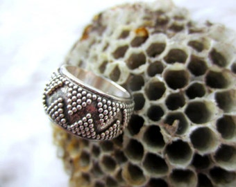 Solid Ring Sterling Silver