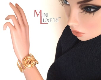 Jewelry For Dolls - Tonner Tyler, Sydney, Sybarite, FR 16 and Other 16 Inch Fashion Dolls | Fashion Doll Jewelry | Doll Bracelet
