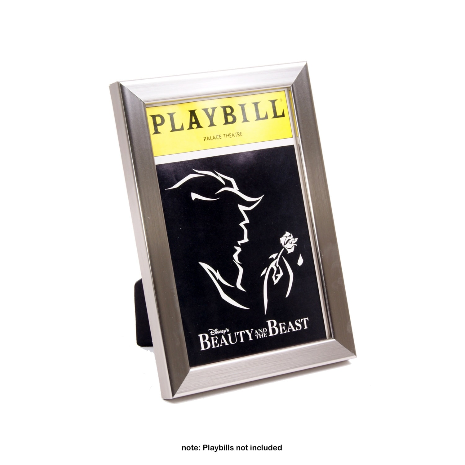 Playbill Frame - 5.5x8.5-inch Frame Hold\'s Playbill Theatre Magazine ...