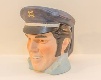 "Elvis Head Mug - ""60's commemorative"" from the heirloom collection"