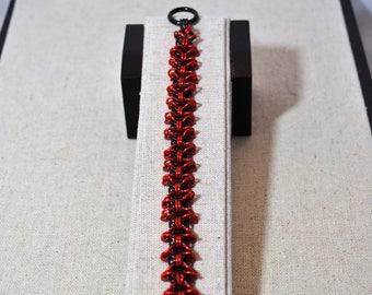 Celtic Chainmaille Bracelet