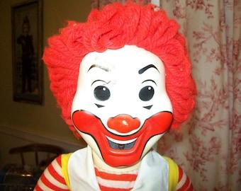 1978 Ronald MacDonad Doll