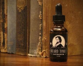 Laudanum Beard Tonic