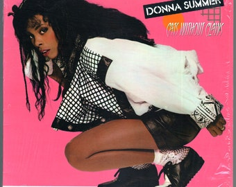 Donna Summer - Cats Without Claws (1984) Vinyl; Supernatural Love