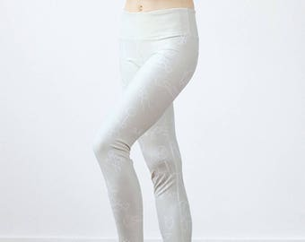 Scoria Scribbles Leggings
