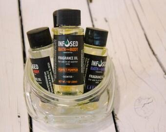 Floral Scented Fragrance Oils