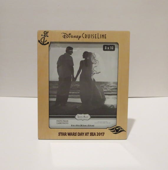 Disney Cruise Line 5x7 or 8x10 (Your Choice) Picture Frame ...