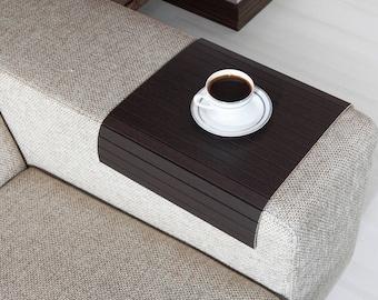 SUPER PROMO ! Sofa Arm Tray, Sofa Tray Table, Coffee Table, Sofa Table, Wood Tray, Sofa Arm Table, Gift, Home&Living, BWEN3040FF