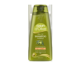 OLIVE OIL SHAMPOO (Includes 0% Paraben, silicone, sles, peg)