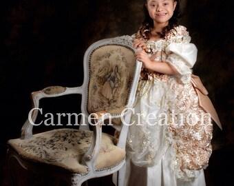Vintage vestido victoriano