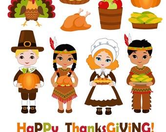 thanksgiving clipart etsy rh etsy com thanksgiving clip art images thanksgiving clipart png