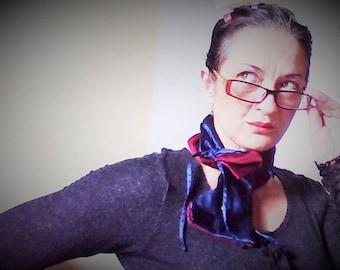 Jewelry scarf