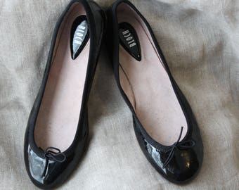 New Bloch P 36 Soft patent leather shoes