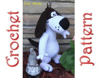 Gawd Dog A Crochet Pattern by Erin Scull