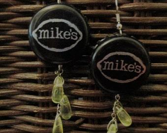 Mike's Hard Lemonade Drop Earrings
