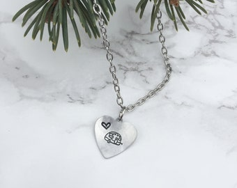 Little Silver Camper Necklace, Teardrop, Airstream Lover, Camping Pendant, Gift for Air Stream Lover, Airstream Accessories, accessory