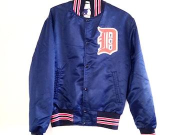 Detroit Tigers Shain Of Canada Baseball Jacket