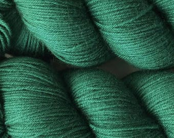Evergreen Cascade Heritage Yarn 437 yards Super Fine Wool Nylon Sock Yarn Color 5721
