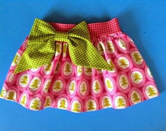 Girls Skirt Pattern download - Party skirt pattern download  Girls Skirt PDF pattern Baby to Teen PDF