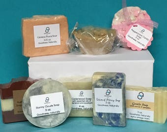 Soap Sale - Natural Soap - Discounted Soap - Handmade Soap -