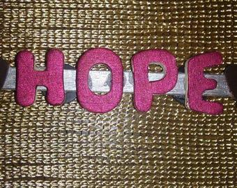HOPE & HEART magnet