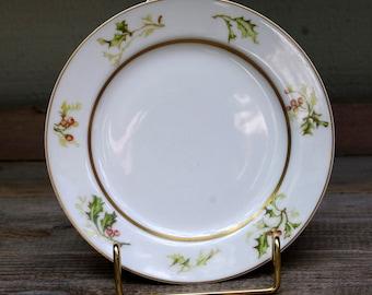 Haviland & Co. Limoges  Plate Yale
