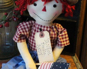 Raggedy Andy Yankee Doodle Andy