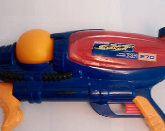 Vintage Offical Super Soaker Extra Power XP270