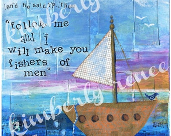 fishers of men- printable