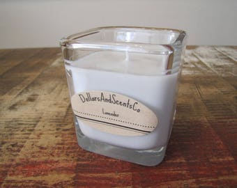 Natural Soy Candle | Handmade, Hand-poured Candle | 6 OZ