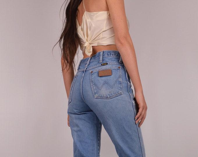 Vintage Wrangler Jeans / Sz 2 to 4