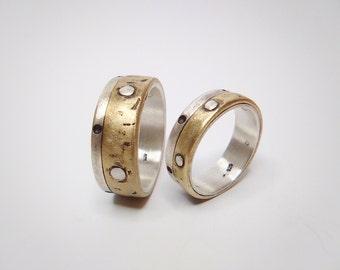 Viking wedding ring Etsy