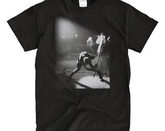 The Clash Black T-Shirt - High-Quality! Ready to Ship!