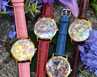 Floral Watches 14mm