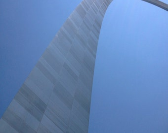 The Gateway Arch, St. Louis, Midwest Photography, wall decor, office art