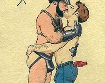 Gay japanese cowboy