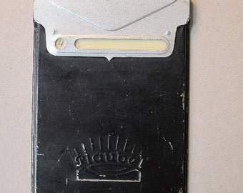 Plaubel Film leaf holder/planfilm magazine for Makina camera
