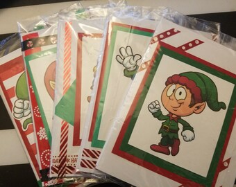 Christmas Card Collection #9