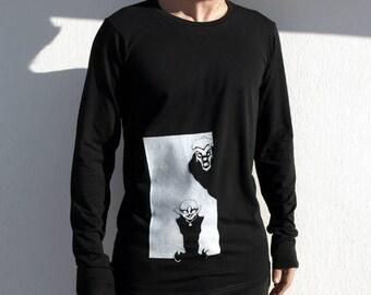 Little Vamps Men's Long sleeved T-shirt