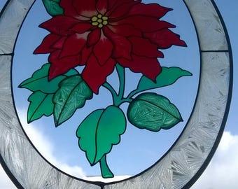 Stained Glass Suncatcher- Dalia