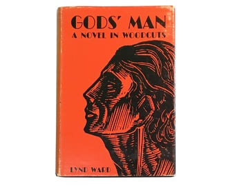 Gods' Man: A Novel in Woodcuts by Lynd Ward (1966)