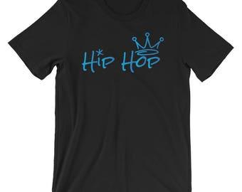 Graffiti Hip Hop King T-shirt Spray Can Paint Artist Tee