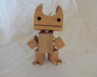 Devil Wood Robot