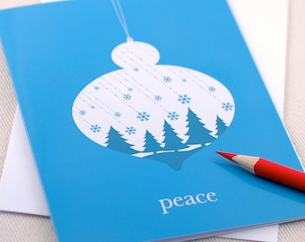 Christmas Cards - Peace Holiday Greeting Cards